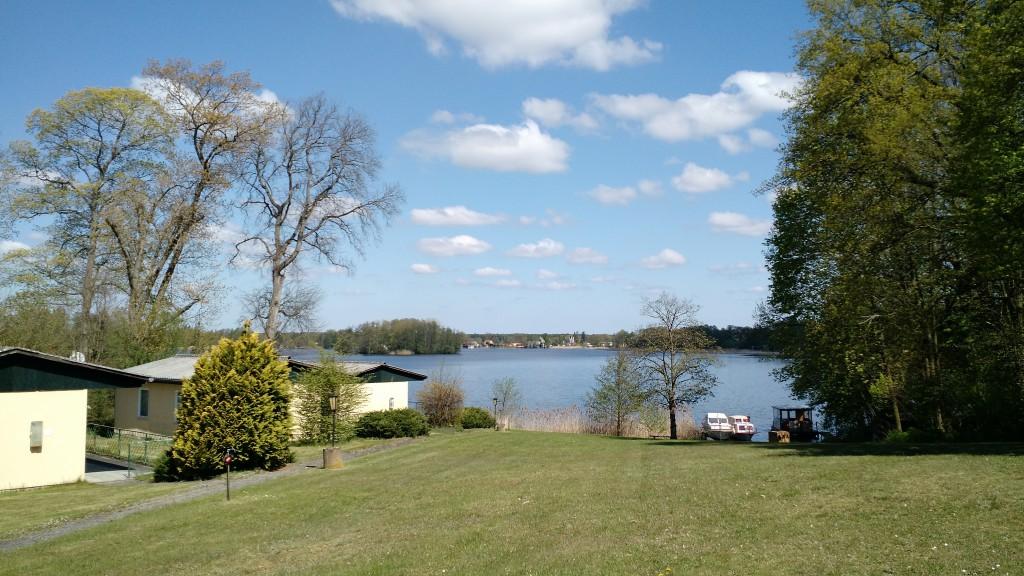 Ausblick auf den Teupitzer See
